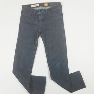 Pilcro [Anthro]  stet skinny ankle jeans size 25